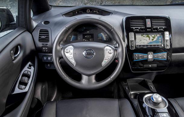 Nissan Leaf primeşte un update pentru 2016: autonomia creşte la 250 de kilometri - Poza 9