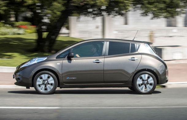 Nissan Leaf primeşte un update pentru 2016: autonomia creşte la 250 de kilometri - Poza 4