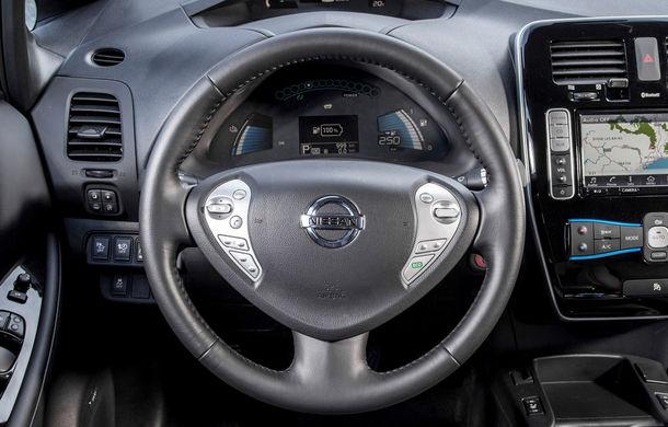 Nissan Leaf primeşte un update pentru 2016: autonomia creşte la 250 de kilometri - Poza 10