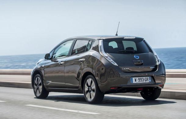 Nissan Leaf primeşte un update pentru 2016: autonomia creşte la 250 de kilometri - Poza 5