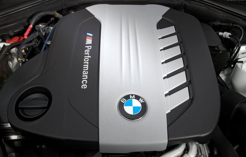 Surse: Viitorul motor diesel cu patru turbine de la BMW va dezvolta 395 CP - Poza 1