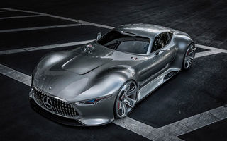 Mercedes va prezice viitorul automobilelor cu un concept misterios