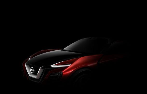 Primele imagini ale conceptului Nissan Gripz, viitorul crossover sportiv japonez - Poza 2