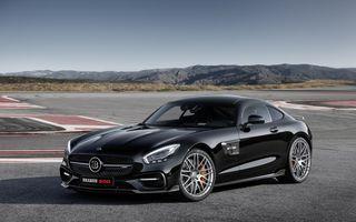 Brabus modifică noul Mercedes-AMG GT S: 600 CP și 0-100 km/h în 3.6 secunde