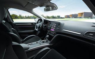 Noul Renault Megane: galerie completă cu interiorul compactei franceze