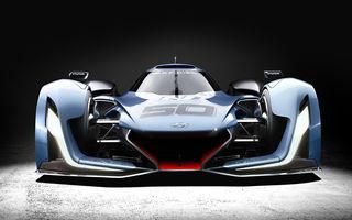 Divizia sportivă Hyundai N, anunțată de un concept SF: Hyundai N 2025 Vision Gran Turismo
