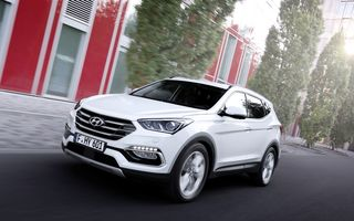 Hyundai Santa Fe facelift: SUV-ul coreenilor se adaptează la limbajul stilistic al mărcii