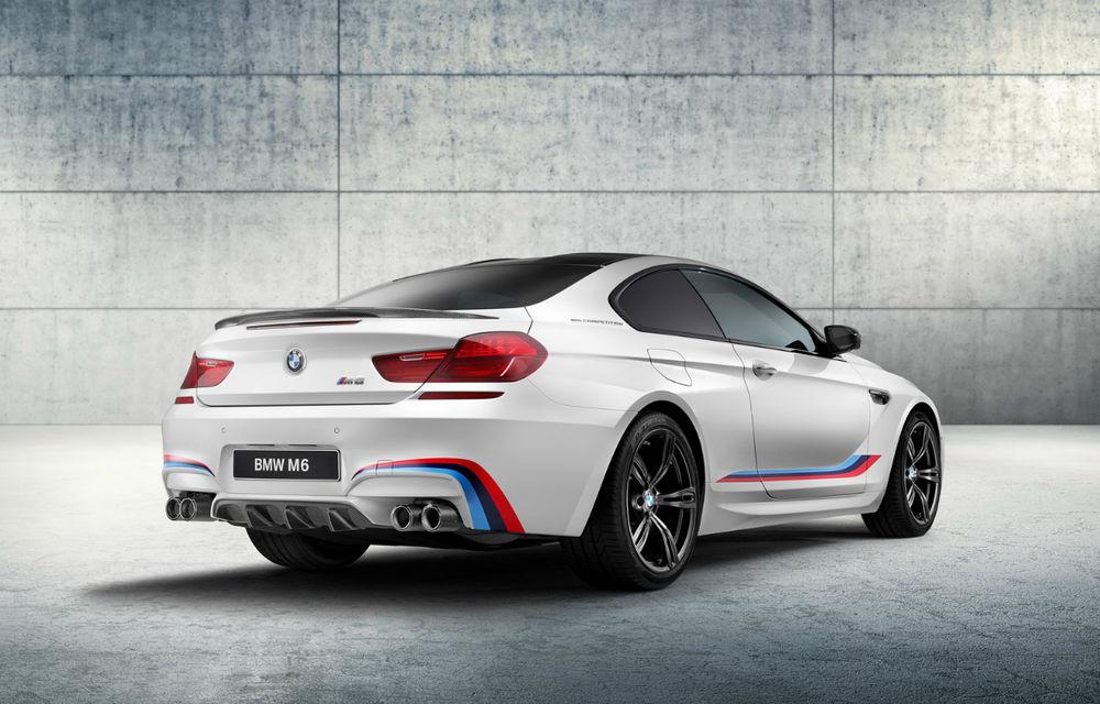 BMW M6 Competition Edition: 600 CP și 700 Nm pentru coupe-ul german - Poza 4