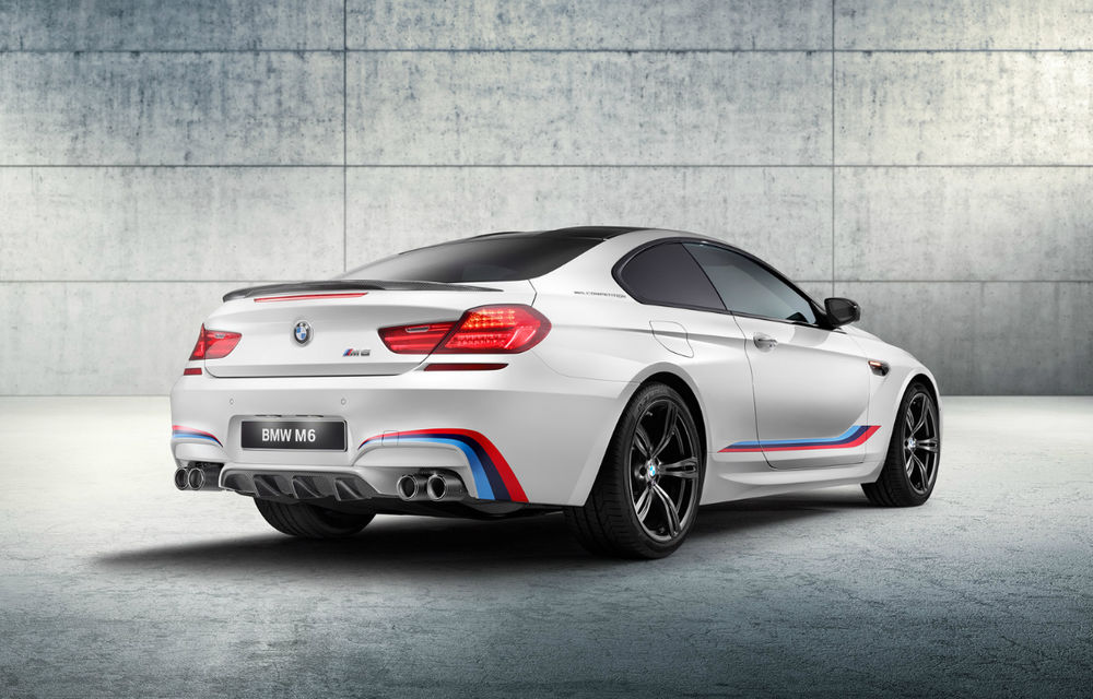 BMW M6 Competition Edition: 600 CP și 700 Nm pentru coupe-ul german - Poza 2