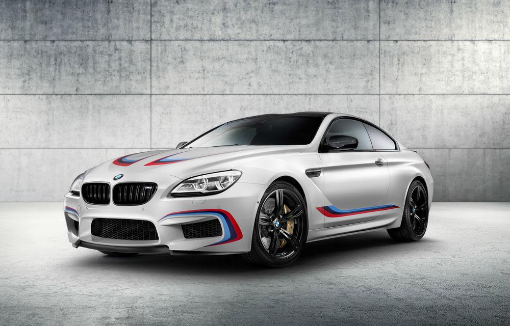 BMW M6 Competition Edition: 600 CP și 700 Nm pentru coupe-ul german - Poza 3