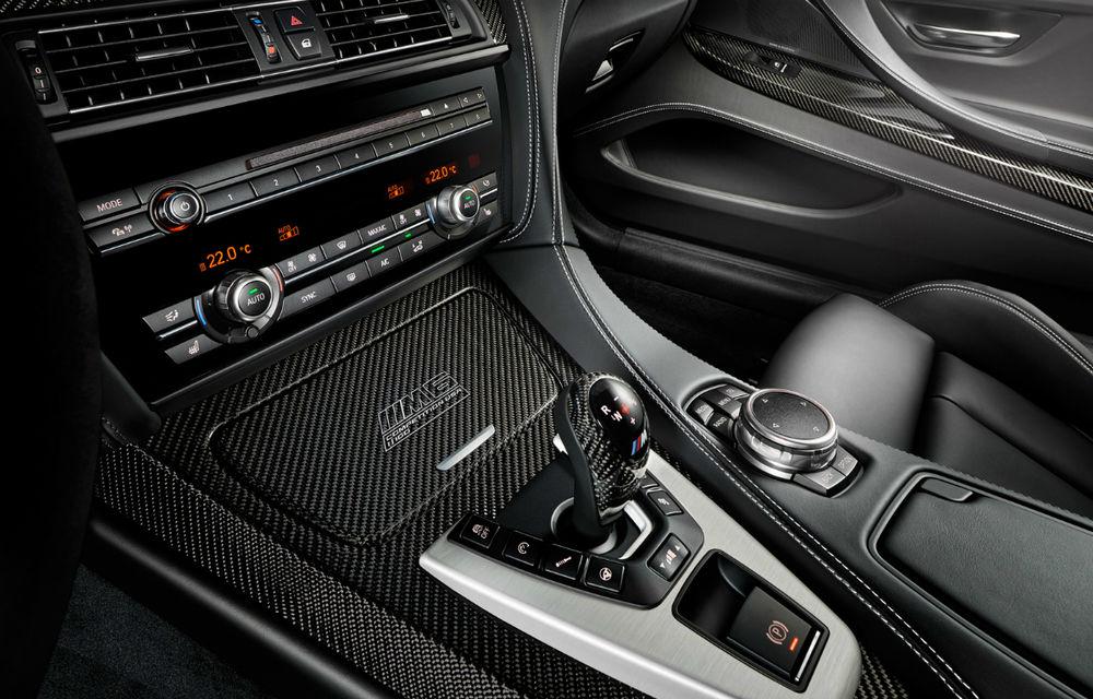 BMW M6 Competition Edition: 600 CP și 700 Nm pentru coupe-ul german - Poza 6
