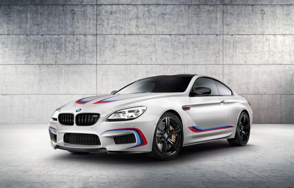 BMW M6 Competition Edition: 600 CP și 700 Nm pentru coupe-ul german - Poza 1