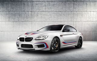 BMW M6 Competition Edition: 600 CP și 700 Nm pentru coupe-ul german