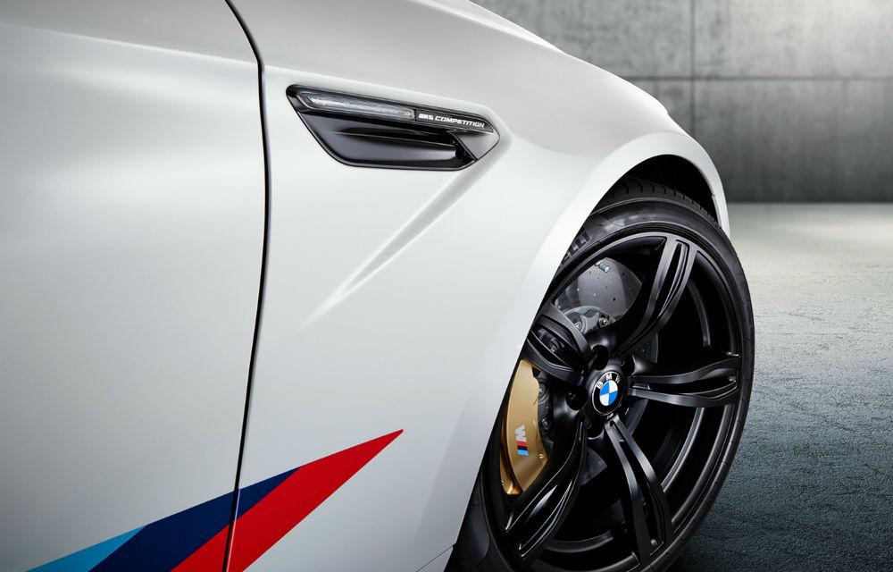 BMW M6 Competition Edition: 600 CP și 700 Nm pentru coupe-ul german - Poza 5