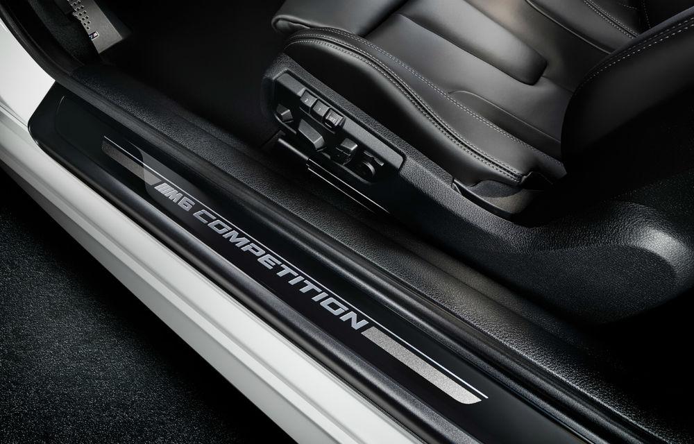 BMW M6 Competition Edition: 600 CP și 700 Nm pentru coupe-ul german - Poza 7