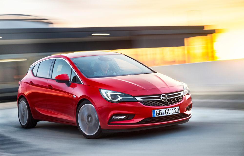Noua generație Opel Astra a debutat la Frankfurt. Prețuri în România: de la 15.600 de euro - Poza 1