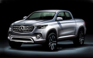 Colaborarea Daimler cu Renault-Nissan continuă: pick-up Mercedes bazat pe Navara și versiuni electrice Smart cu tehnologia de pe Renault Zoe