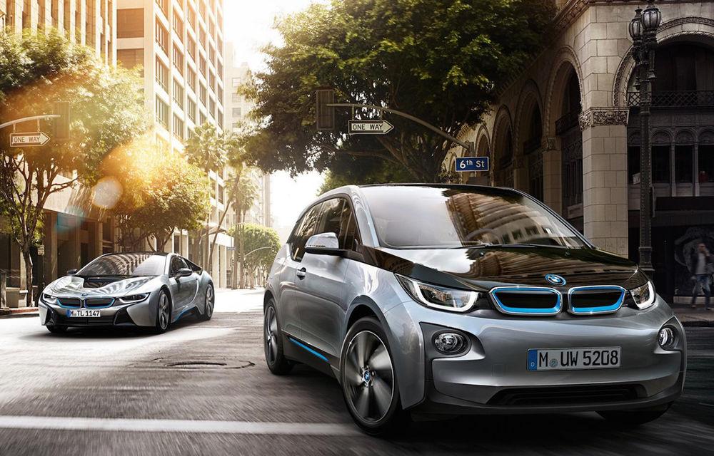 """BMW pregătește noi modele din gama i și așteaptă """"în curând"""" tehnologiile care vor dubla autonomia electricelor - Poza 1"""