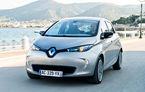 Renault: Zoe va avea o autonomie electrică de 500 de kilometri în 2020