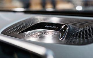 Bowers&Wilkins a lansat la Frankfurt primul sistem audio cu tweetere din diamant