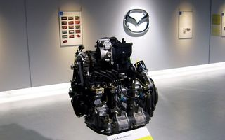 Mazda nu renunță la motoarele rotative: