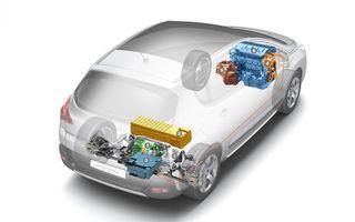 OFICIAL: Peugeot renunță la motorizările hibrid diesel-electric