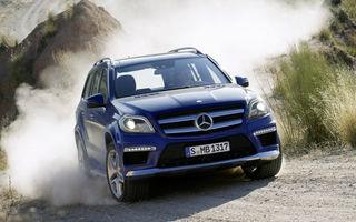 """Mercedes-Benz: """"Ne gândim să facem un competitor pentru Bentayga"""""""
