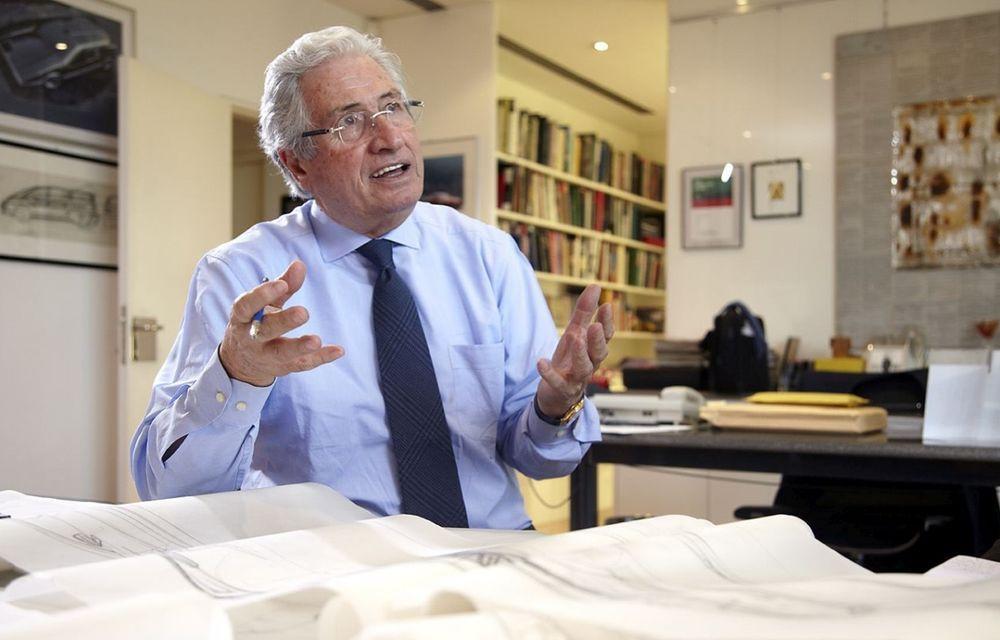Giorgetto Giugiaro va deschide o nouă casă de design alături de fiul său - Poza 1