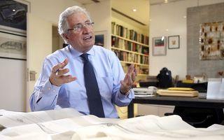 Giorgetto Giugiaro va deschide o nouă casă de design alături de fiul său