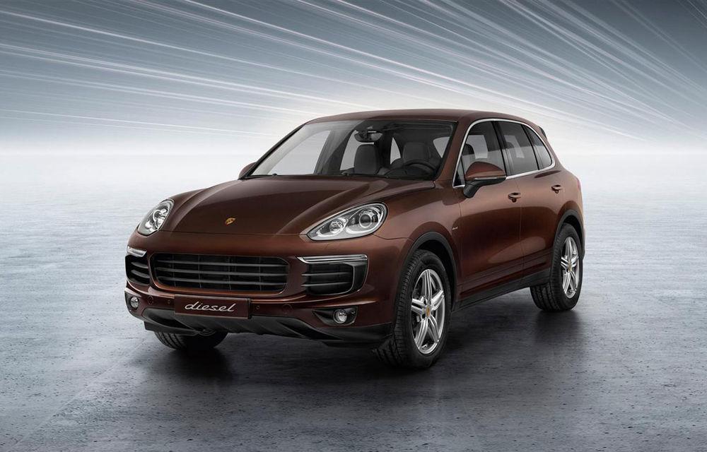 """Porsche se delimitează de scandalul Volkswagen: """"Noi avem propriile metode de testare"""" - Poza 1"""