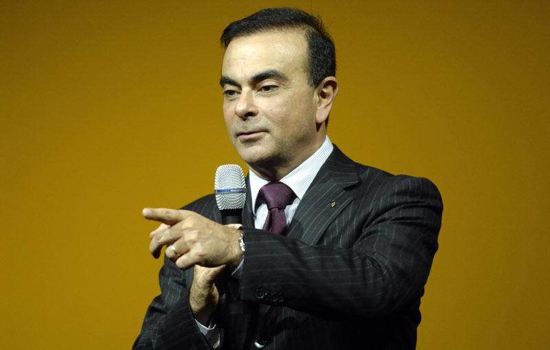 """Carlos Ghosn, șeful Renault: """"Multe persoane din interiorul Volkswagen știau de sistem. Nu poți face asta ascunzându-te în boscheți """" - Poza 1"""