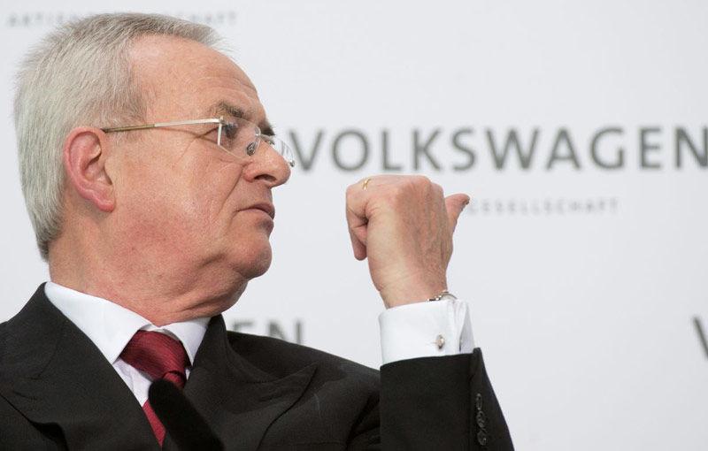 """Martin Winterkorn demisionează din fruntea Volkswagen: """"Sunt șocat de acest scandal. VW a fost și va rămâne viața mea"""" - Poza 2"""