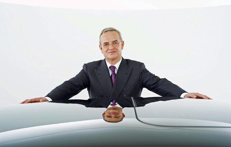 """Martin Winterkorn demisionează din fruntea Volkswagen: """"Sunt șocat de acest scandal. VW a fost și va rămâne viața mea"""" - Poza 1"""