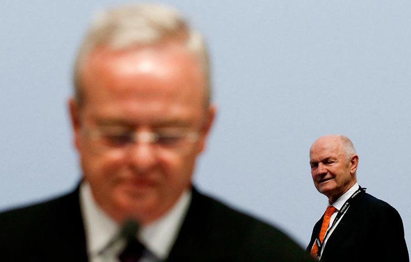 """Martin Winterkorn demisionează din fruntea Volkswagen: """"Sunt șocat de acest scandal. VW a fost și va rămâne viața mea"""" - Poza 3"""