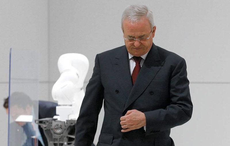 """Comitetul Executiv Volkswagen: """"Martin Winterkorn nu știa despre manipularea testelor de emisii"""" - Poza 1"""