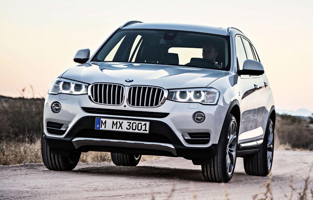 Dieselgate se extinde: Actualul BMW X3, acuzat că are emisii de 11 ori mai mari. BMW neagă acuzațiile - Poza 1