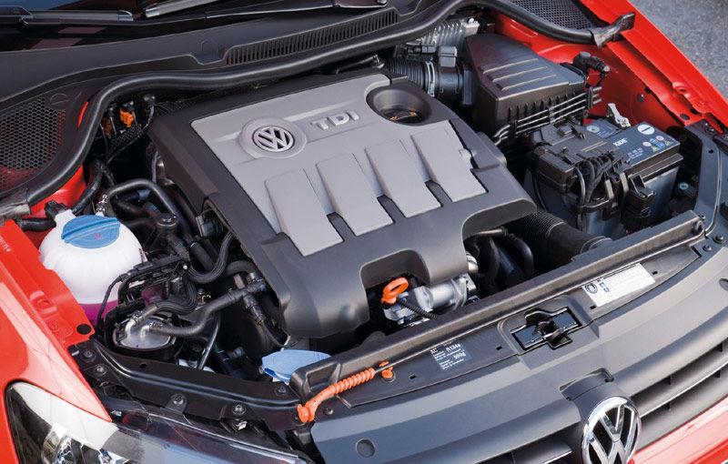 Dieselurile mincinoase s-au vândut și în Europa. Motorul 1.6 TDI este și el suspectat de fraudarea testelor - Poza 1