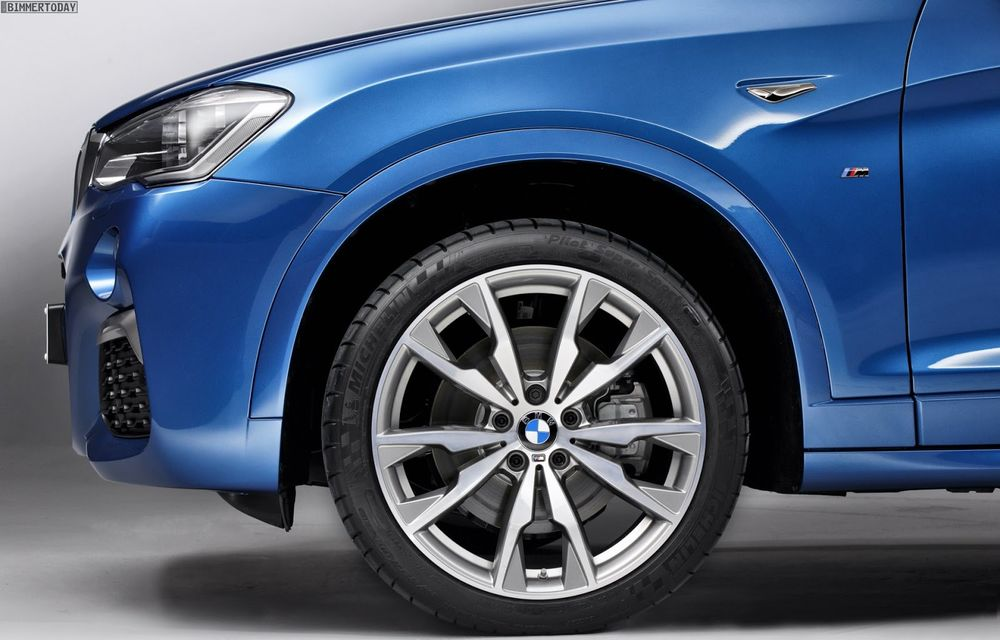 BMW X4 M40i se lansează cu 360 CP și 465 Nm: primul pas spre un X4 M? - Poza 4