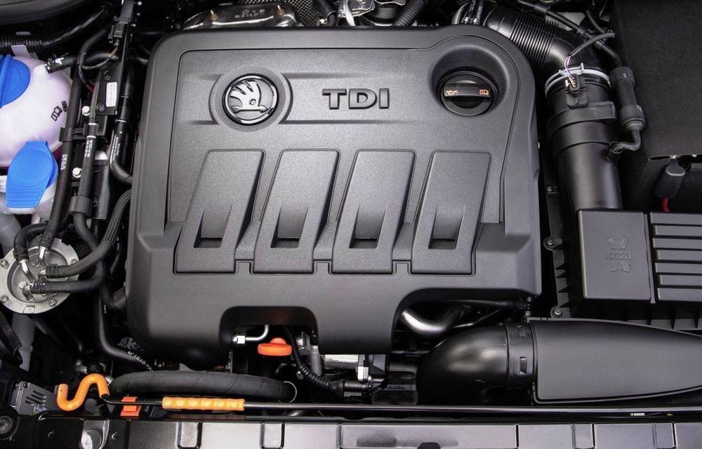 Dezvăluiri noi în cazul Dieselgate: Skoda anunță că sunt afectate 1.2 milioane de unități echipate cu motoare TDI - Poza 1