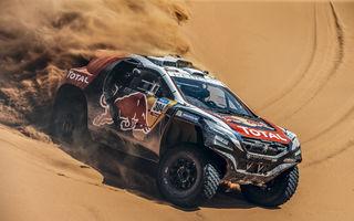Loeb va concura în Raliul Dakar 2016 pentru Peugeot