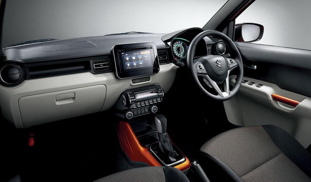 Suzuki Ignis: primele imagini neoficiale ale noii generații - Poza 4
