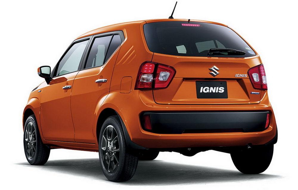 Suzuki Ignis: primele imagini neoficiale ale noii generații - Poza 2