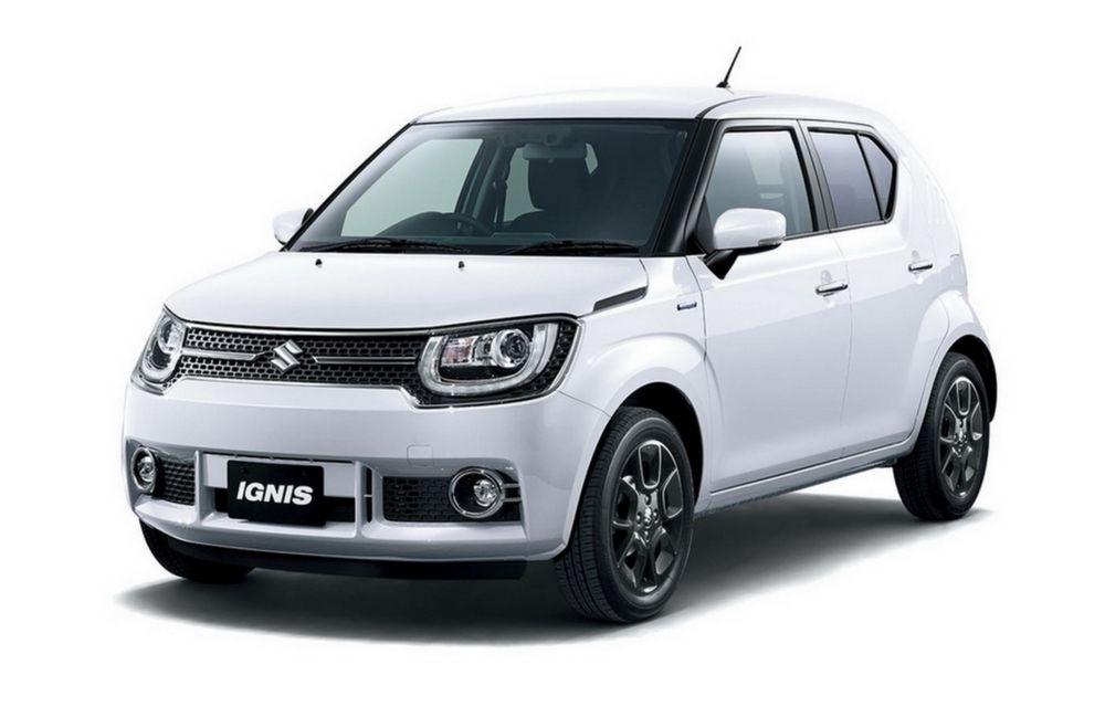 Suzuki Ignis: primele imagini neoficiale ale noii generații - Poza 1