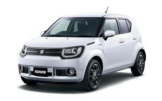 Suzuki Ignis: primele imagini neoficiale ale noii generații