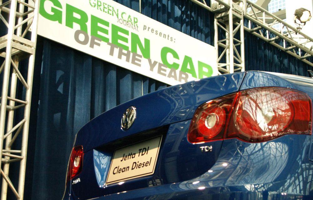 """Dieselgate lasă Volkswagen Group fără două premii """"Mașina Ecologică a Anului"""" - Poza 1"""