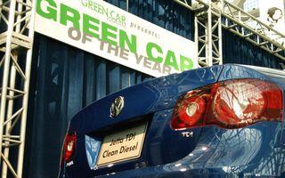 """Dieselgate lasă Volkswagen Group fără două premii """"Mașina Ecologică a Anului"""""""