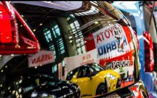 Salonul Auto București 2015: Șapte premiere naționale, dar și o serie de absențe importante