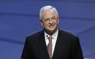 Martin Winterkorn, fostul CEO al Grupului Volkswagen, a păstrat patru poziții-cheie în companie