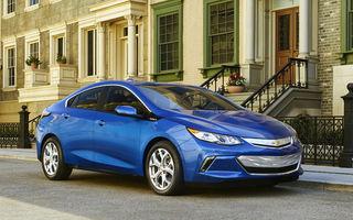 GM promite că noul Chevrolet Volt va putea oferi și rulare autonomă în 2016