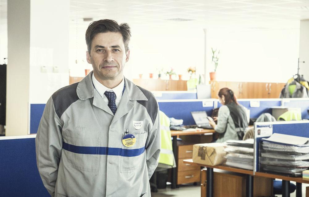 """Cornel Olendraru, directorul Uzinei Dacia: """"Am o imagine specială a mărcii Dacia, o asociez cu Ikea"""" - Poza 1"""